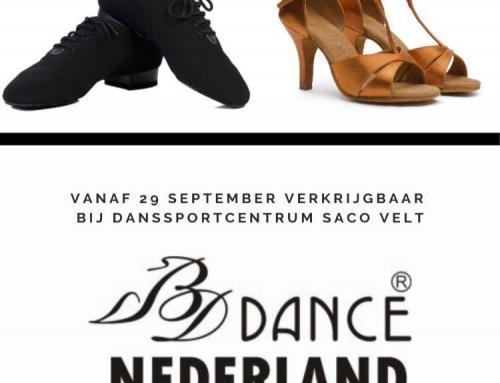 Samenwerking met BDDance Shoes Nederland