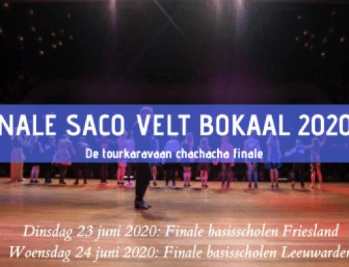 Videoboodschap S. Buma – Saco Velt Bokaal finale 2020